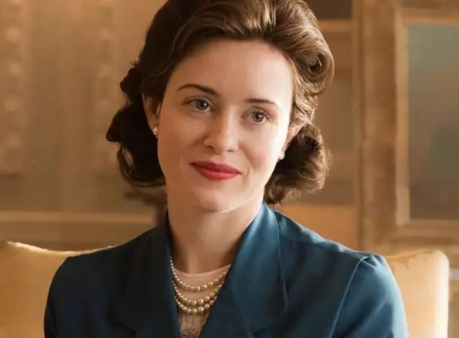 Клэр Фой - Елизавета II