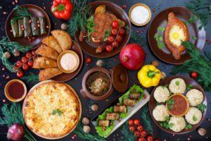 Лучшие рестораны Тбилиси по отзывам туристов - меню и атмосфера