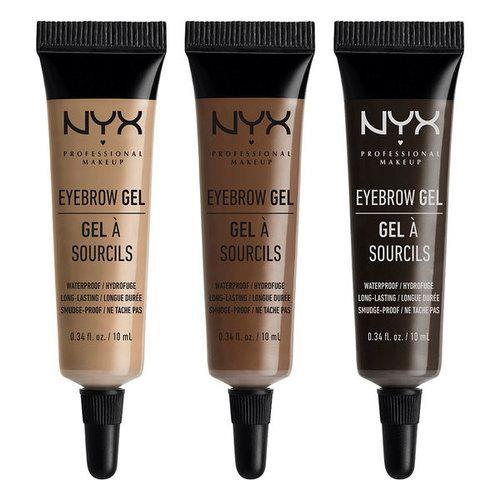 """Водостойкий гель для бровей NYX: """"Eyebrow Gel"""""""