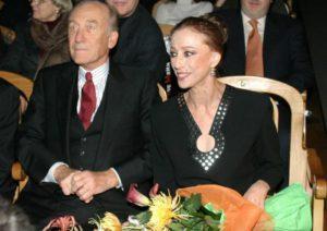 Майя Плисецкая Родион Щедрин в старости
