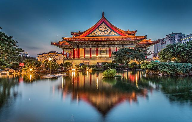 Отдых на Тайване