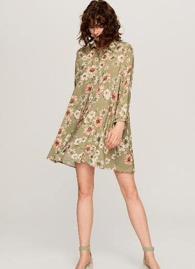 Платье из Reserved