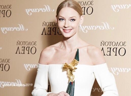 Золотой Орел 2019 - Светлана Ходченкова