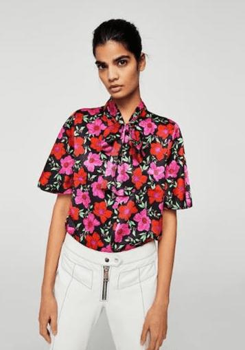 Рубашка из Mango