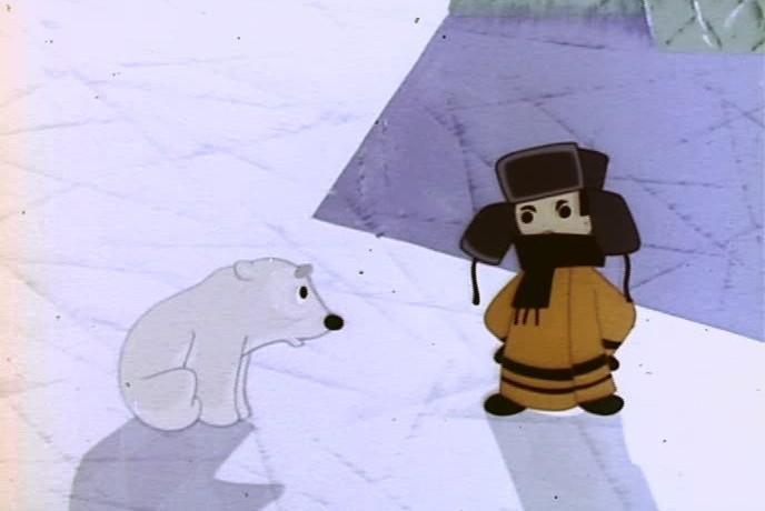 Умка ищет друга