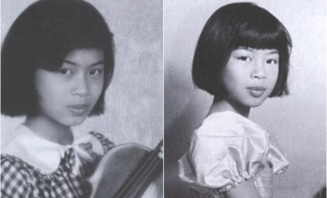 Ванесса Мэй в детстве