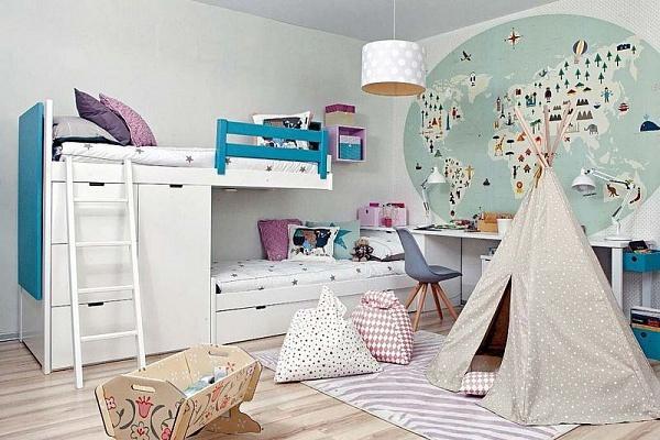 Хранение игрушек в детской комнате  - 18 лучших идей от colady.ru