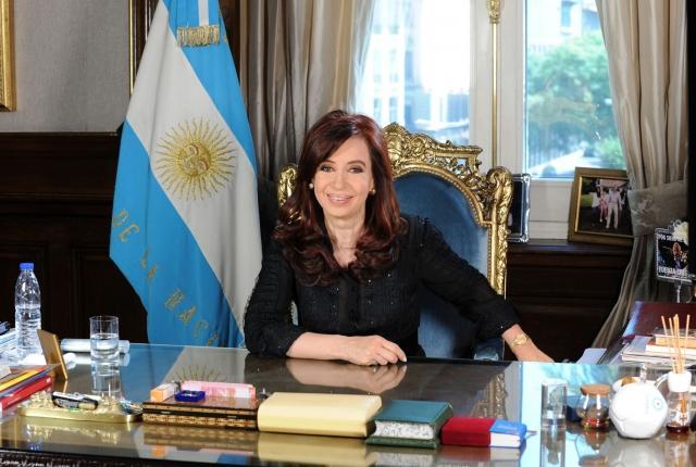 Кристина Фернандес де Киршнер2