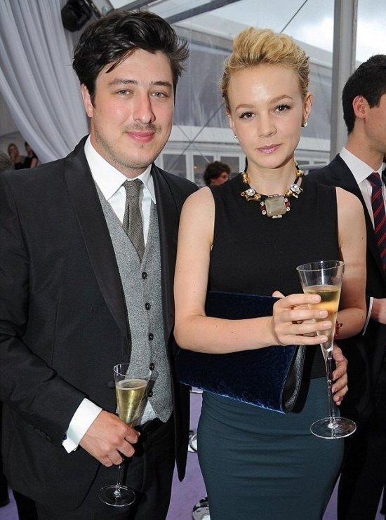 Кэри Маллиган с мужем1
