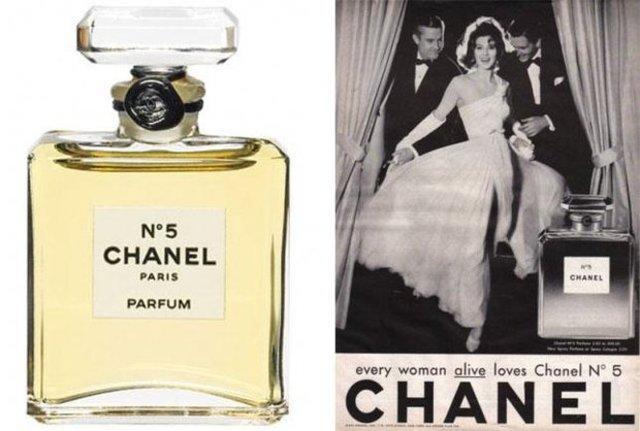 """Коко Шанель и """"Шанель №5"""""""