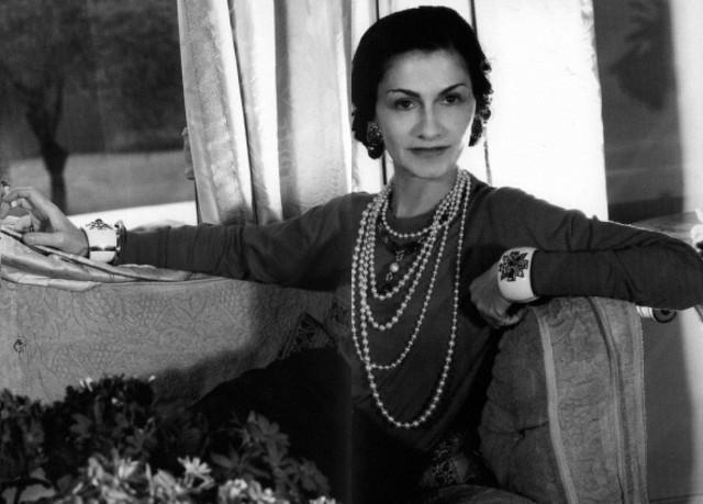 Коко Шанель, фантазийная бижутерия