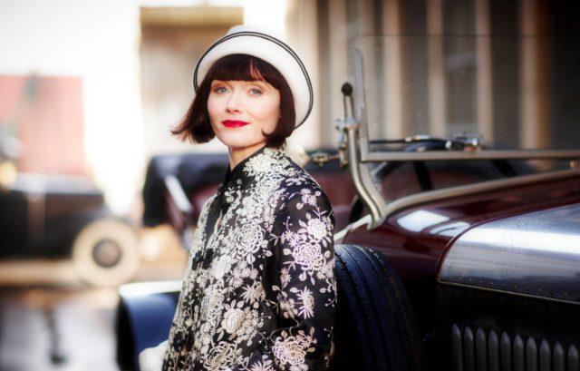 Леди-детектив мисс Фрайни Фишер (2012)