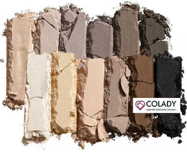 Лучшие палетки теней для век - Топ-5 палеток в рейтинге Colady