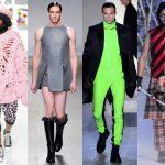 Нелепое и смешное в мире мужской моды