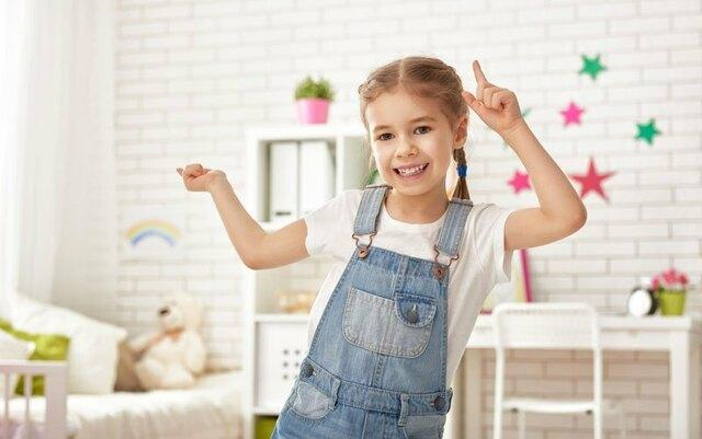 Растите детей здоровыми и счастливыми