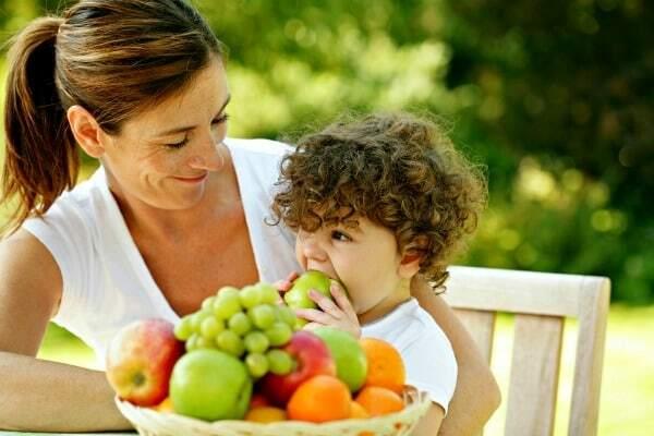 Пусть дети растут здоровыми и счастливыми