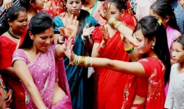 Традиция празднования Дня Рождения в Непале