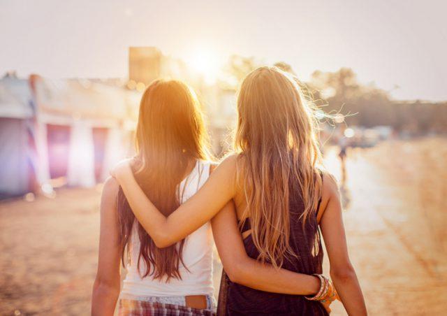 8 качеств хорошей подруги