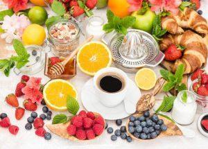 Здоровые продукты для вкусного здорового питания - список Colady