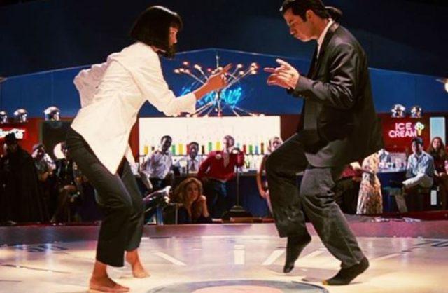 10 танцев из фильмов - список лучших, видео смотреть на colady