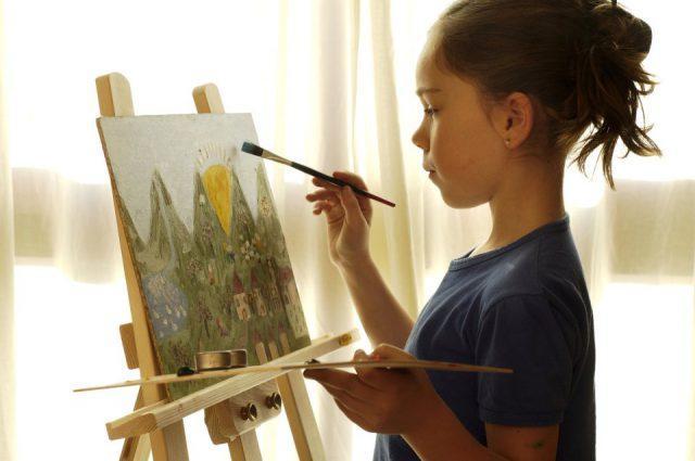 Нарисовать картину