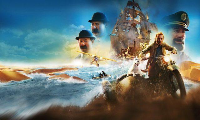 Приключения Тинтина (2011)