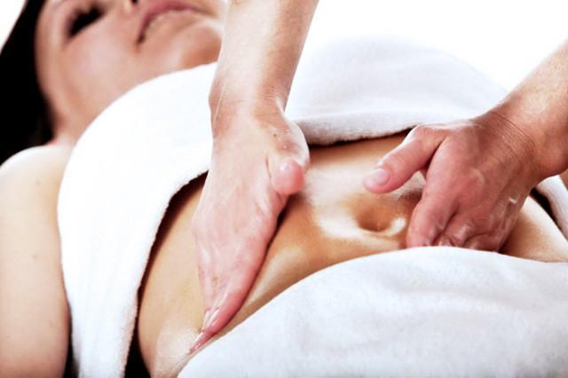 Щипковый массаж живота для похудения - видео, инструкция