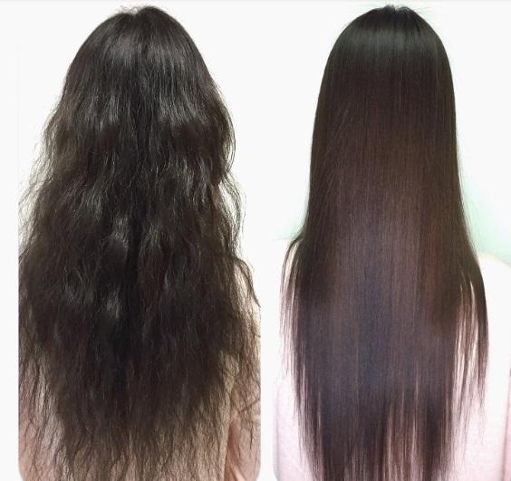 Танинопластика - революция в выпрямлении волос!