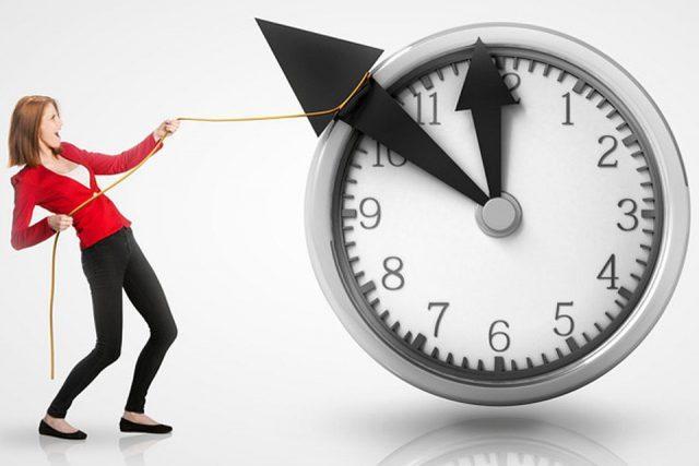Управлять своим временем