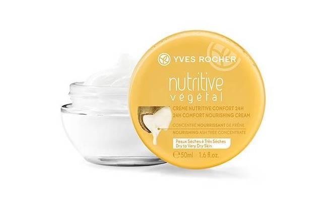 24H Comfort Nourishing Cream, Yves Rocher