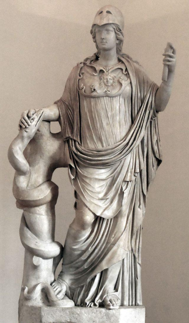 Афина