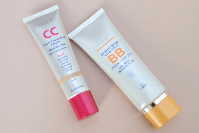 BB СС-крема