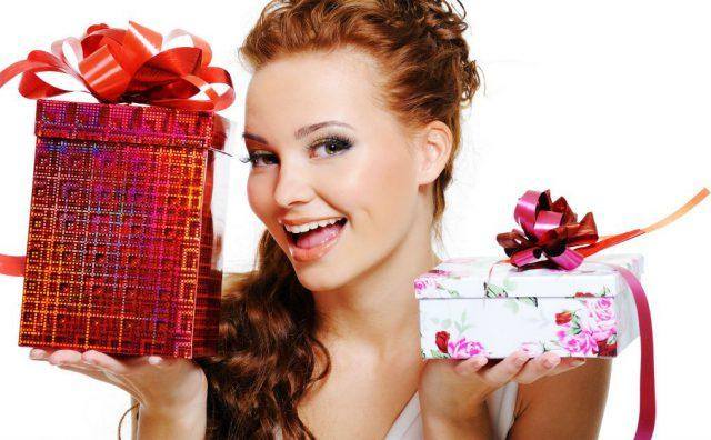 Декоративная косметика подарок