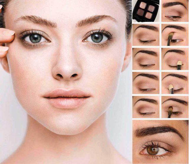 Естественный макияж без макияжа