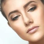 Естественный макияж бровей