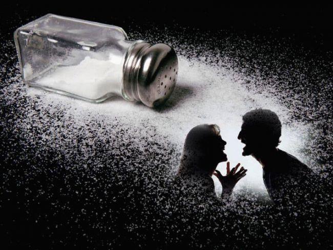 Народные приметы о соли