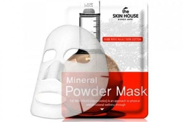 Тканевая маска Mineral Powder Mask