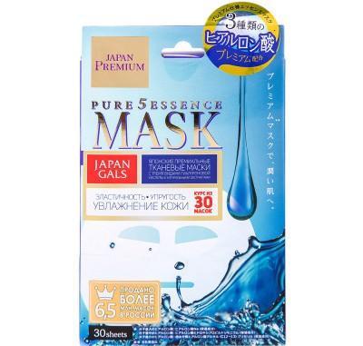 Тканевая маска Premium