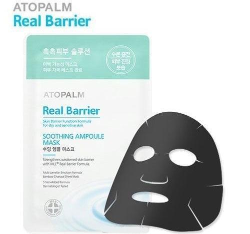 Успокаивающая тканевая маска Real Barrier