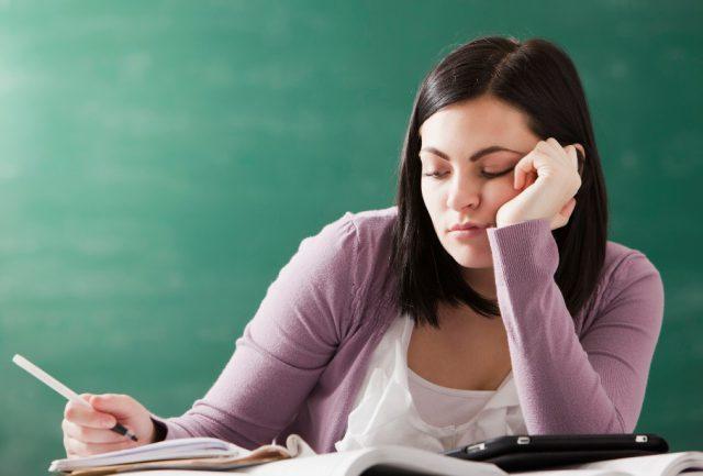 Ухудшение концентрации внимания