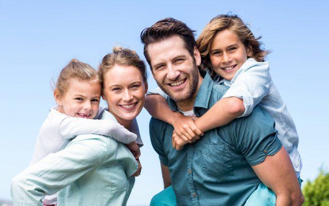 Время проведенное с семьей