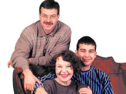Иван Ургант, Андрей Ургант, Нина Ургант