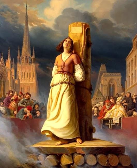 Жанна д'Арк, Орлеанская дева