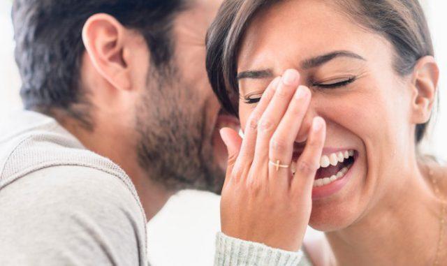 Чувство юмора у супругов