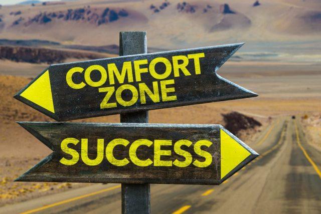 Дискомфорт для достижения целей: как и зачем выходить из зоны комфорта