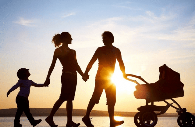 Пополнение в семье