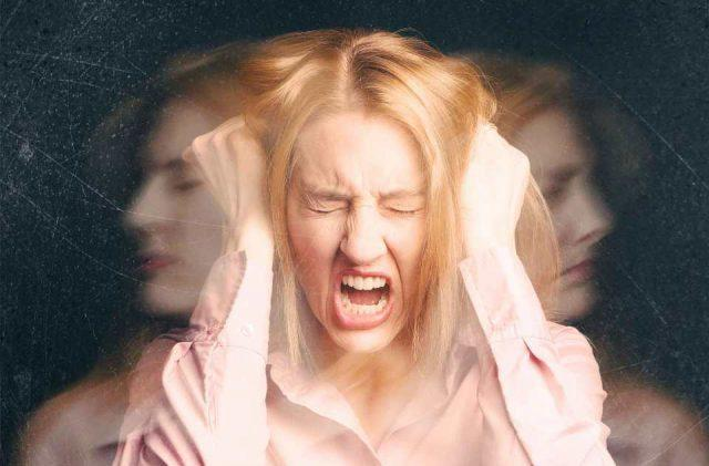 Признаки психического расстройства