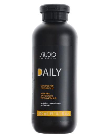 Бессульфатный шампунь для волос Kapous Professional Studio Professional Caring Line Daily