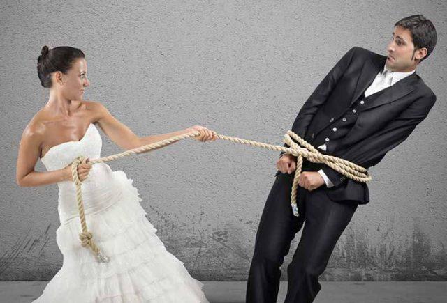 Стремление выйти замуж