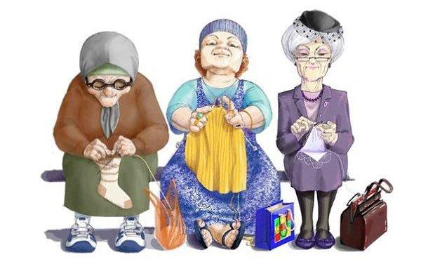 Тест какая ты будешь в старости